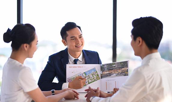 Nhà phân phối bất động sản uy tín