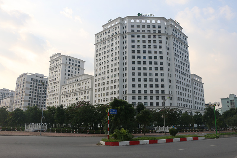Eco City Việt Hưng