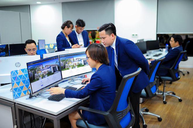 Dat Xanh Services ứng dụng nền tảng Real Agent trong kinh doanh BĐS