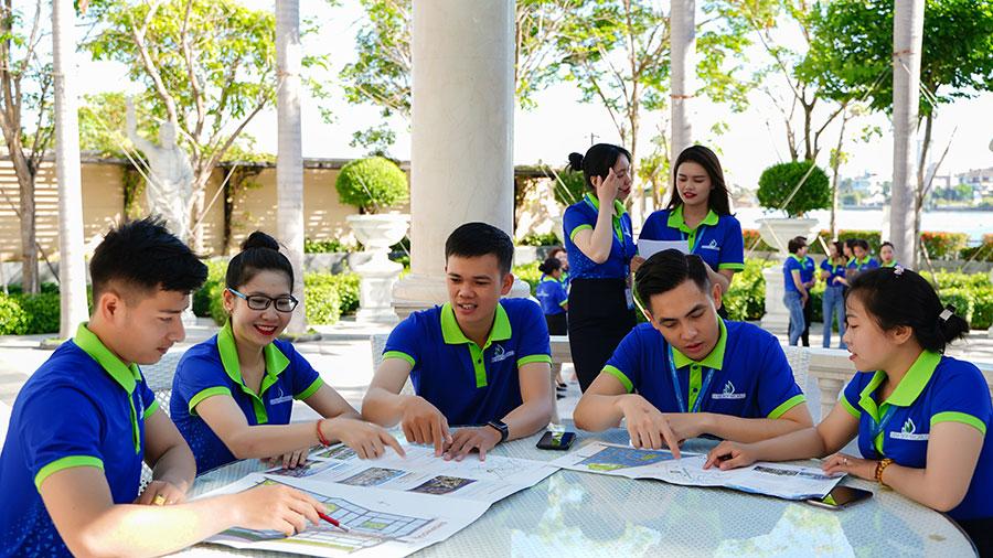 Nhân viên kinh doanh Dat Xanh Services hưởng mức hoa hồng từ 50 - 85%