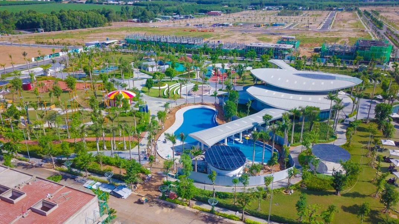 Vị trí quy hoạch vùng lõi chiến lược đô thị sân bay Long Thành-01